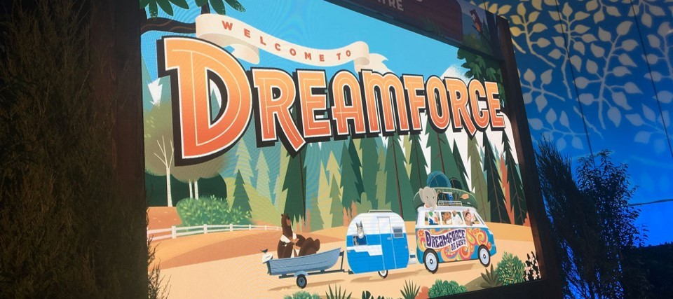Salesforce Dreamforce to You 2019